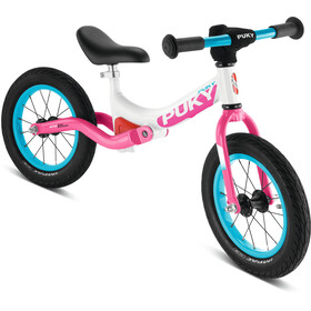 Puky LR Ride Springcyklar Barn pink/vit